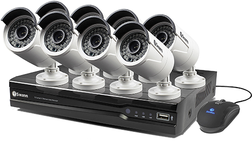 Swann CCTV Security Cameras